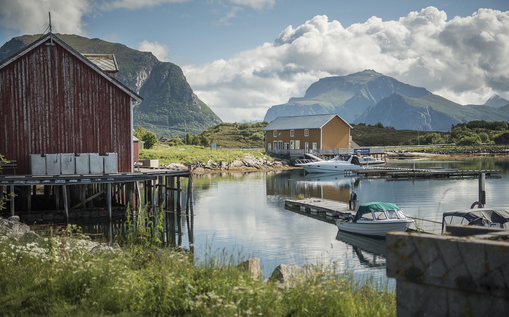 Bilde av norsk natur for Visit Norway