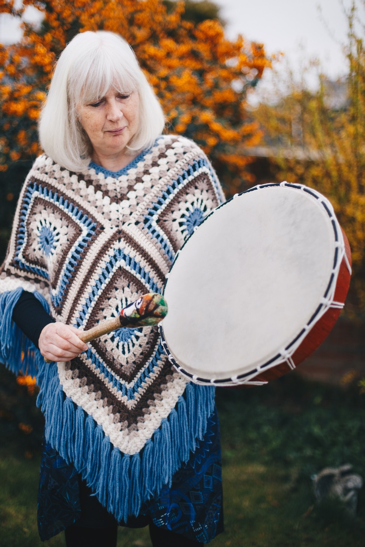 Morag Wylie Sound Healing in Scotland