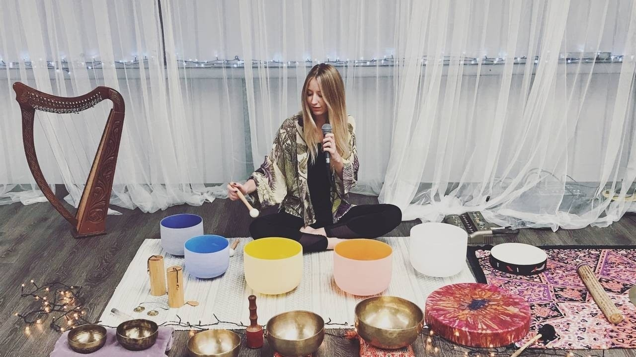 Sound Healing Courses in the North West
