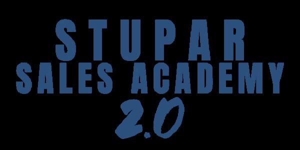 Stupar Sales Academy 2.0