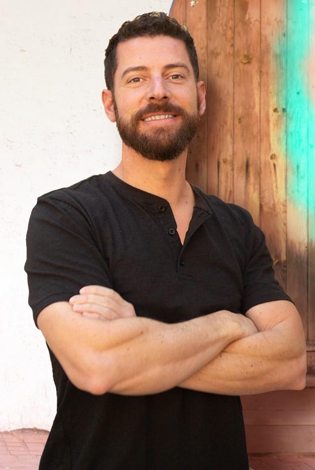 Photo of Mike Lardi smiling