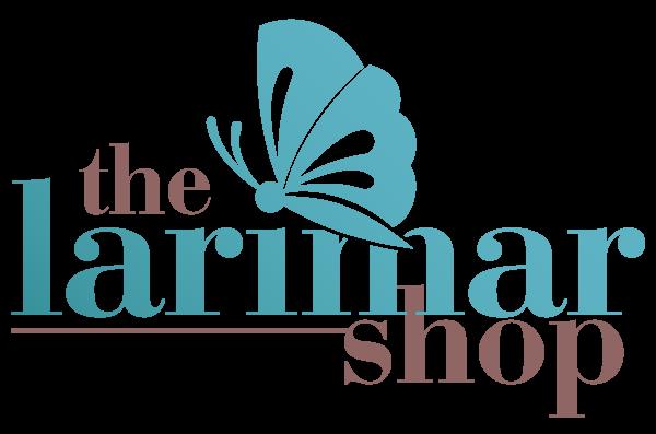 The larimar shop Branding y Diseño Web