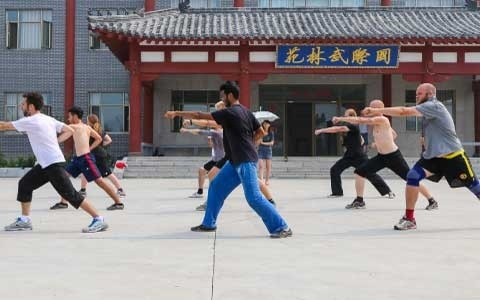 Shaolin Kung Fu Forms