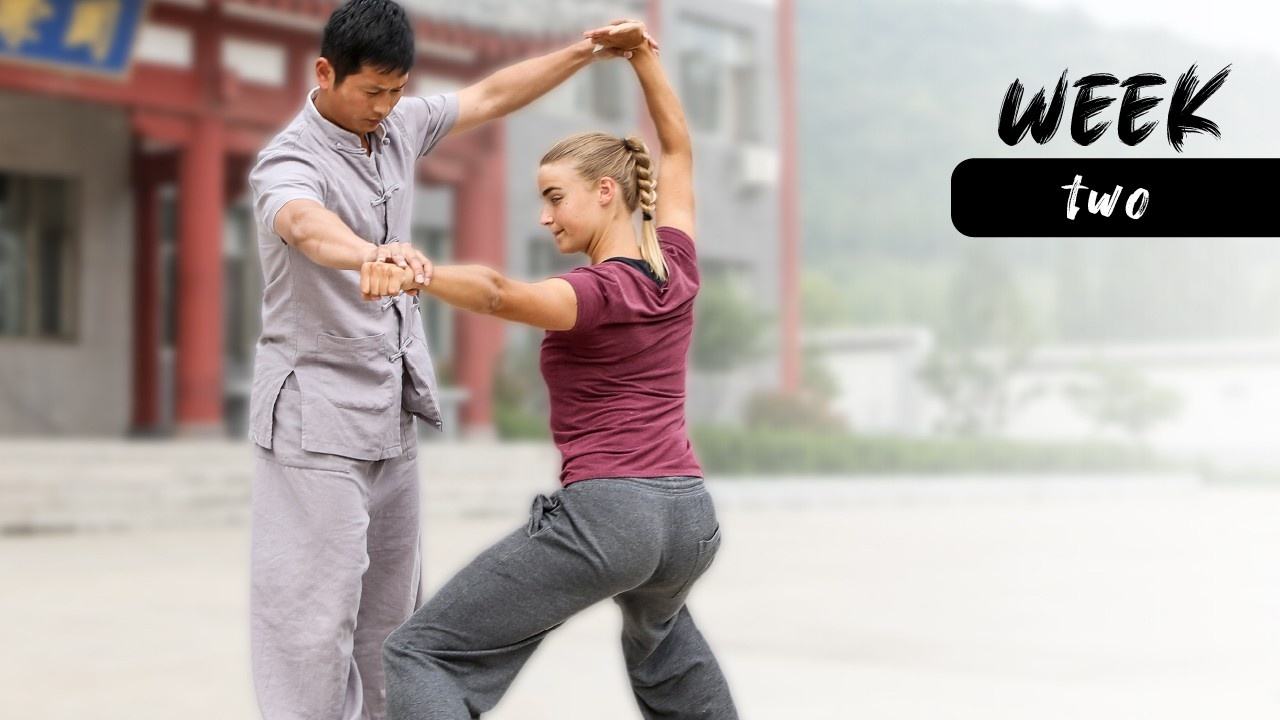 Kung Fu Program Week 2 Overview