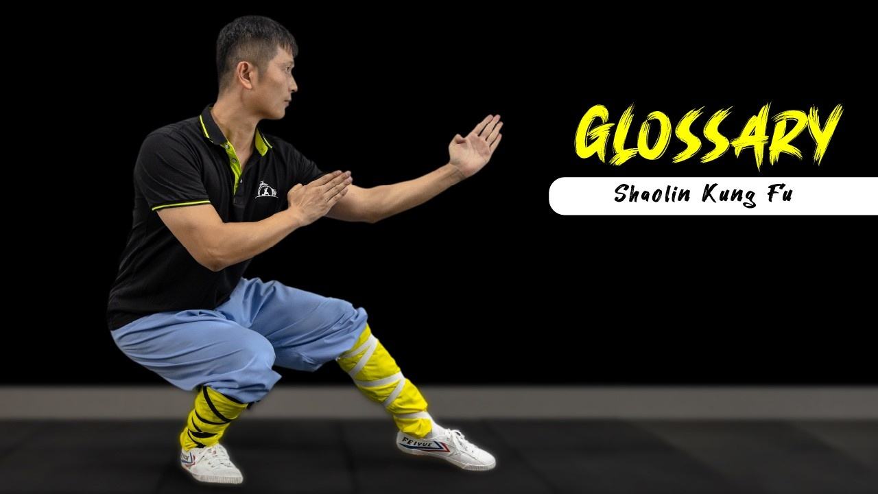Kung Fu Program Glossary Overview
