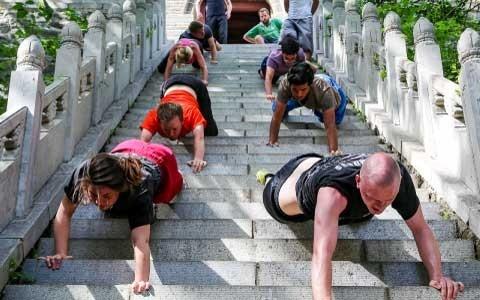 Shaolin Power Training