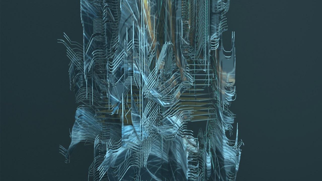 Futurly | Houdini | Workshop | Architecture and Design