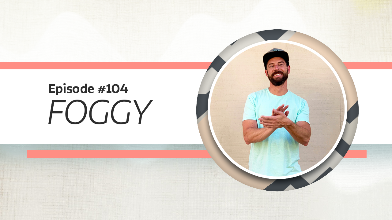 Banner graphic for this episode of the podcast