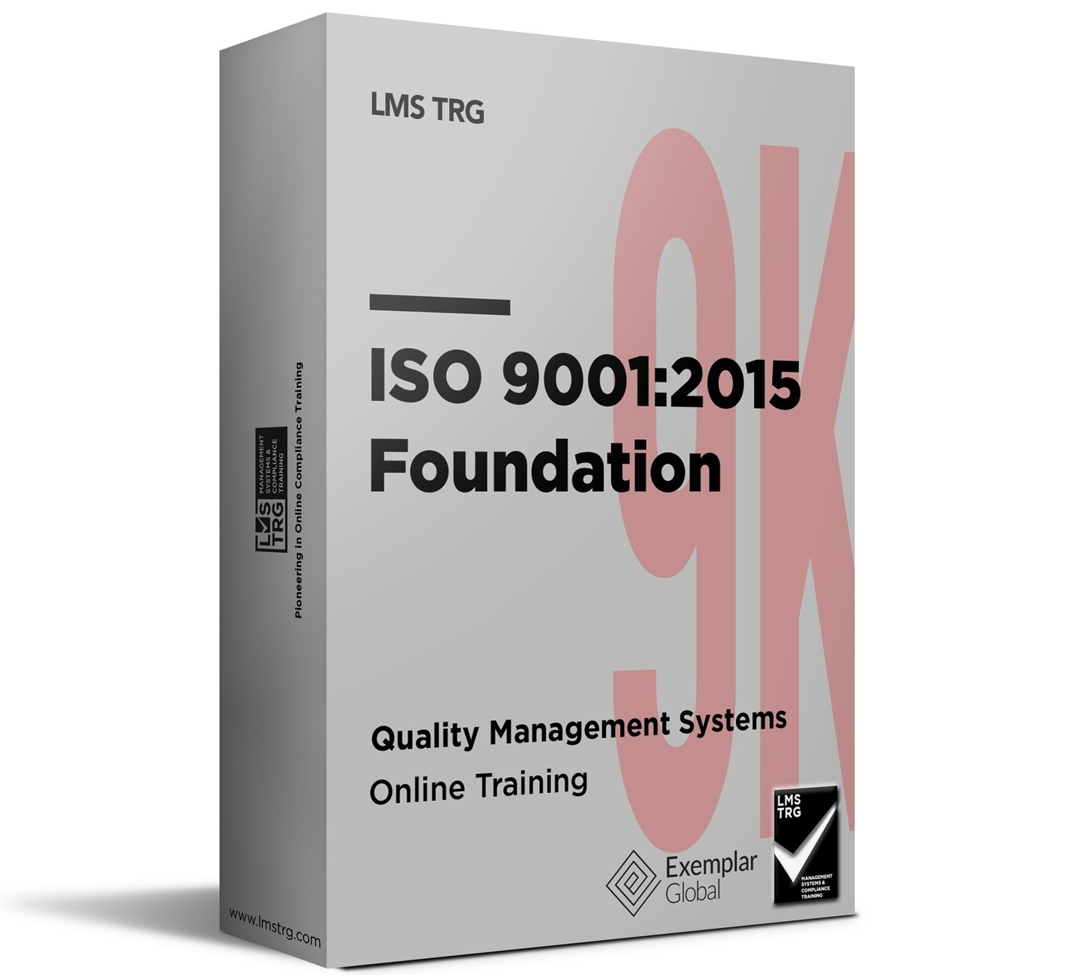 ISO 9001 Quality Management Systems Foundation ISO Online Course