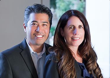 Entrepreneur couple Robert and Kay Lee Fukui
