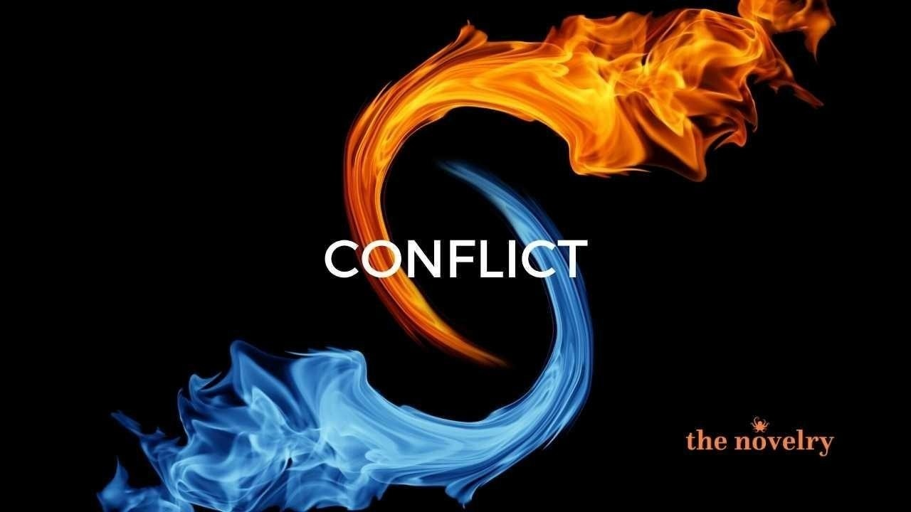 conflict in novels