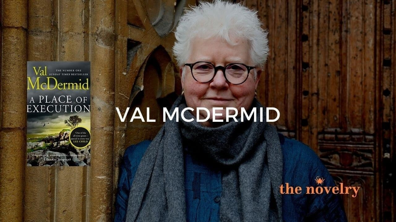 Val McDermid on writing