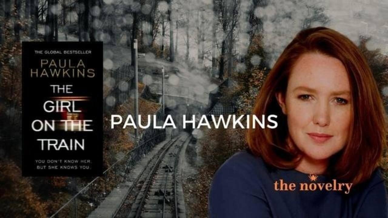 Paula Hawkins on writing