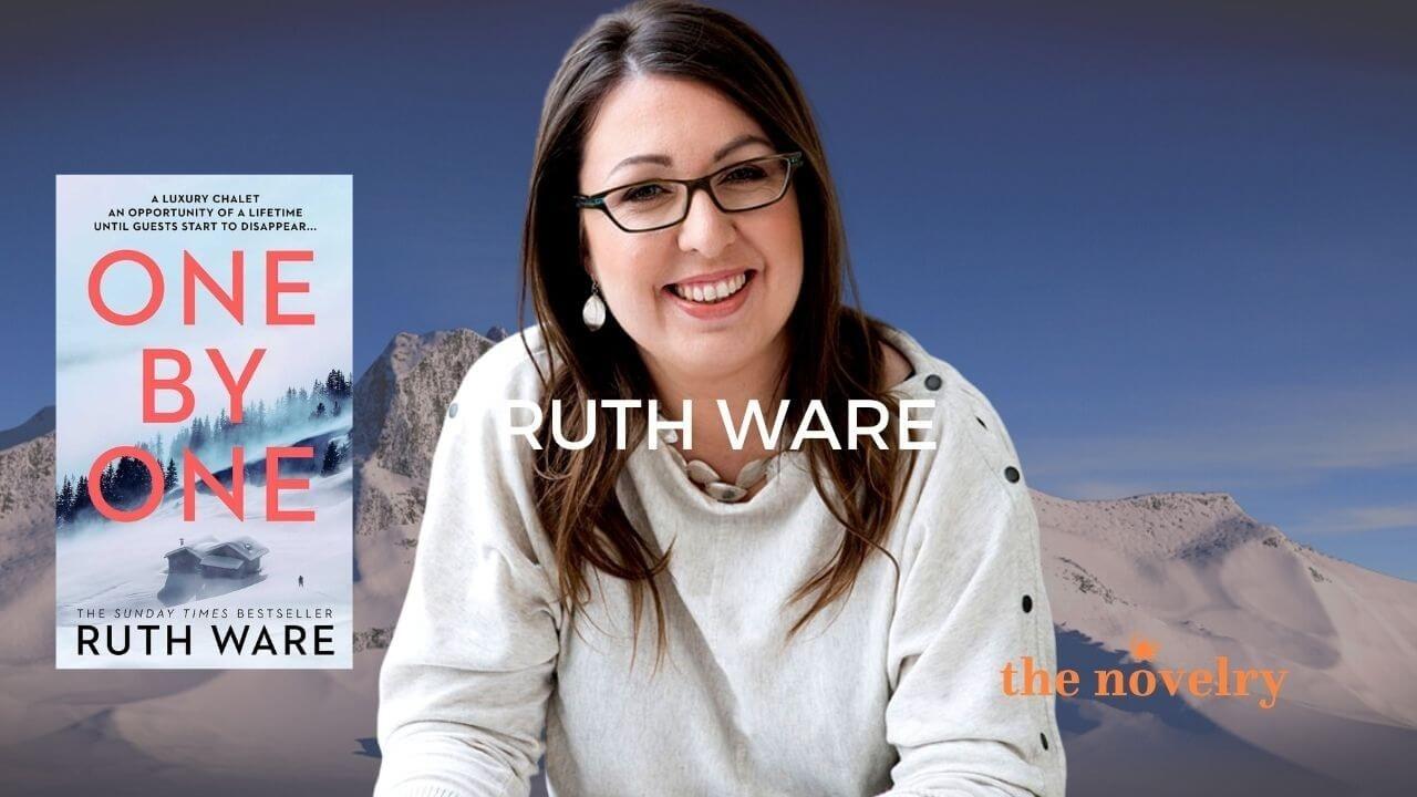 Ruth Ware on writing