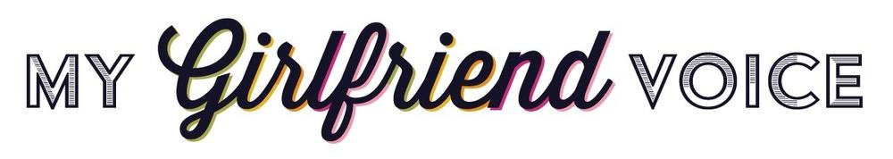 My Girlfriend Voice Logo