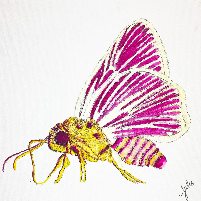 Featured Artist Julie 'Jules' McCullough