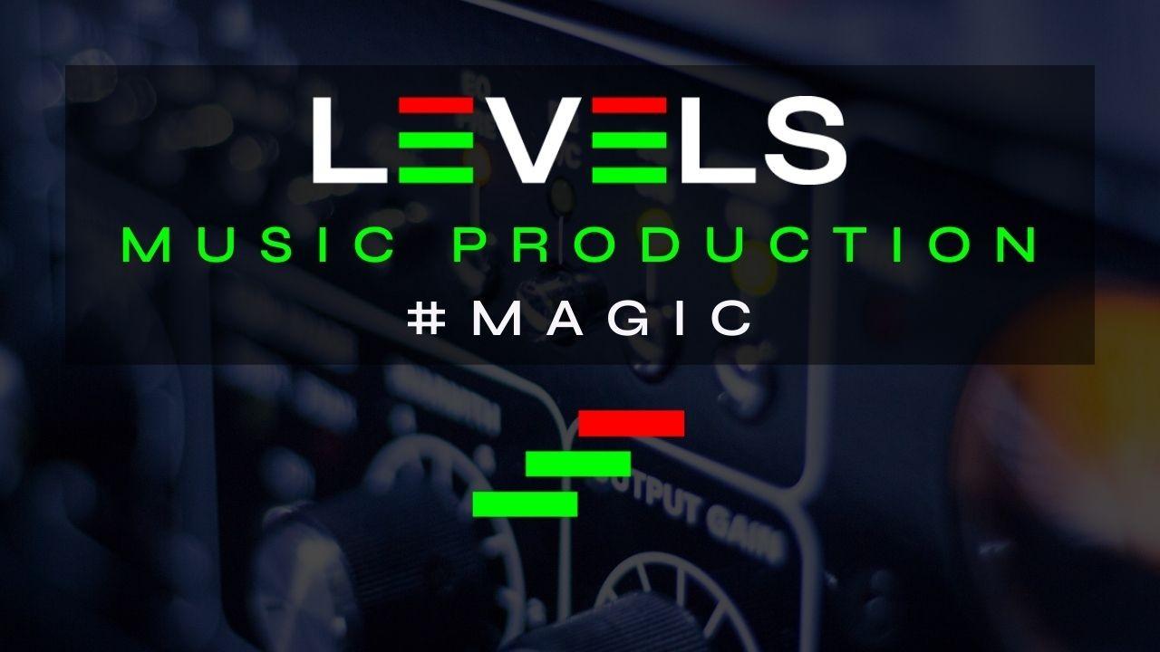 Music Production #MAGIC