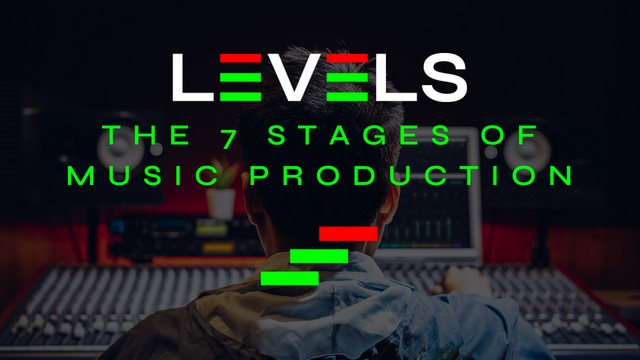 The 7 Stages of Music Production guide