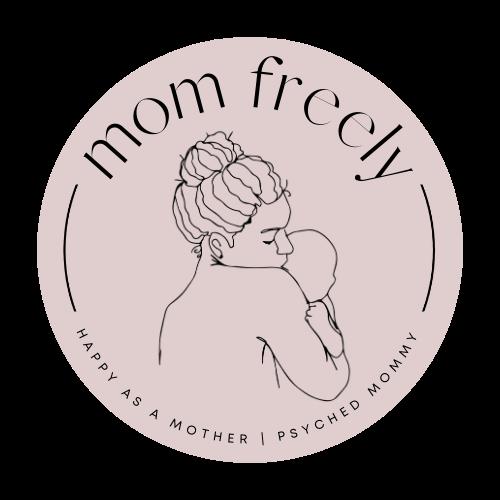 Mom Freely Logo