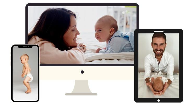 Benvenuto nel Log In della sezione videocorsi di Matteo Silva osteopata Pediatrico