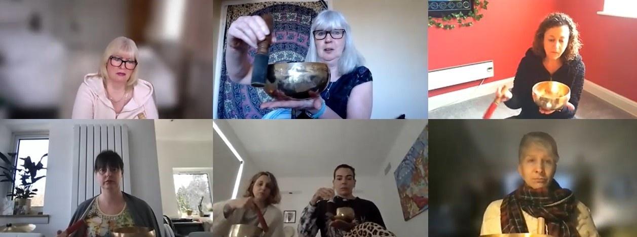 Tibetan Bowls online workshop
