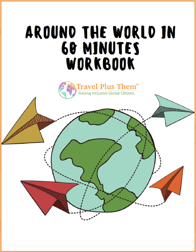 around the world work book