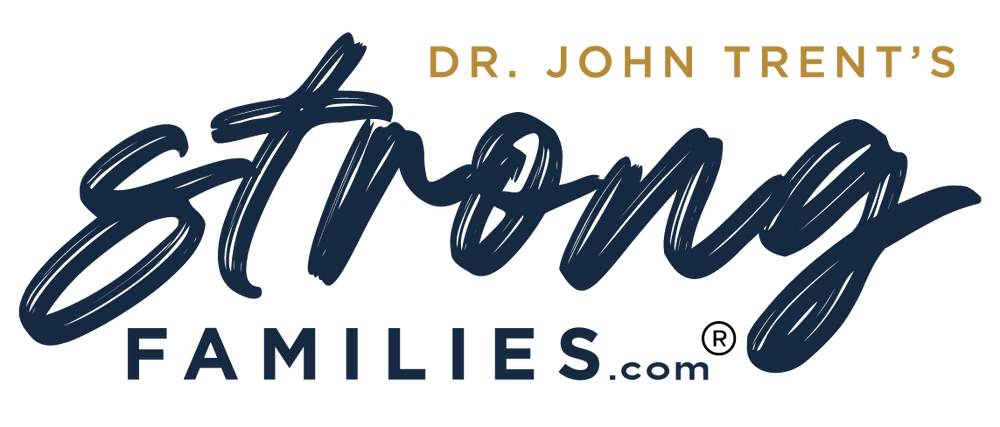 Dr. John Trent's StrongFamilies.com Logo