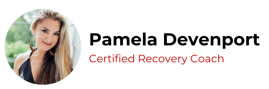 Pamela Devenport, Certified Recovery Coach