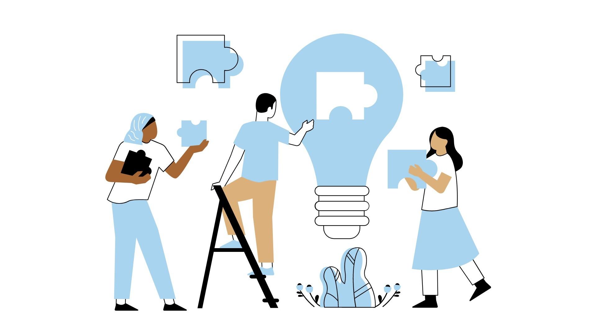 Problemlösekompetenz Workshop in der Digital Coach Academy