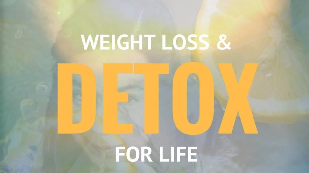 weight loss, detoxing and weight loss, detox your body