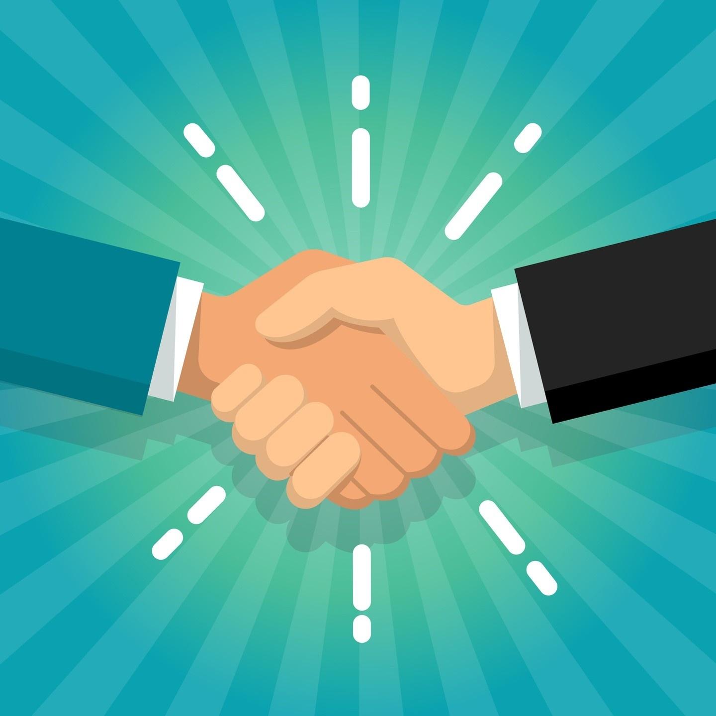 handshake - vanader