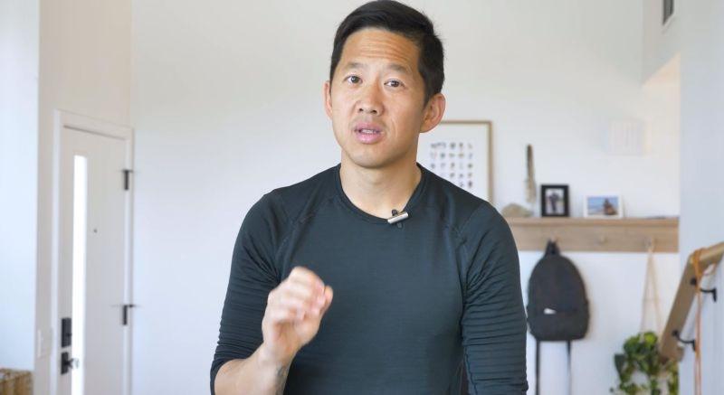 matt explaining the hunchback program