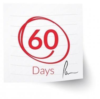 60 day refund