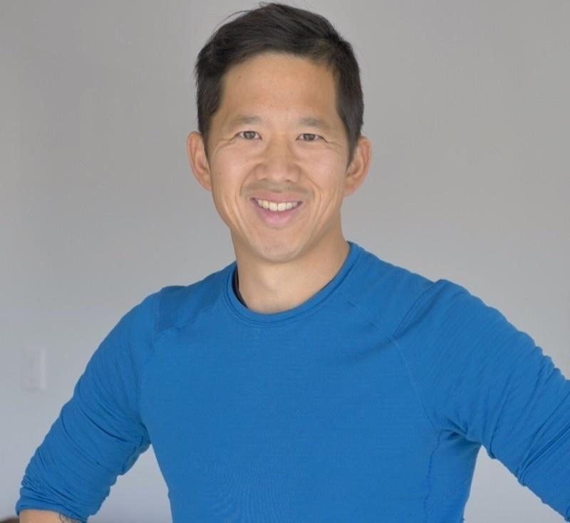 Matt Hsu, Founder of Upright Health and creator of Anterior Pelvic Tilt Fix
