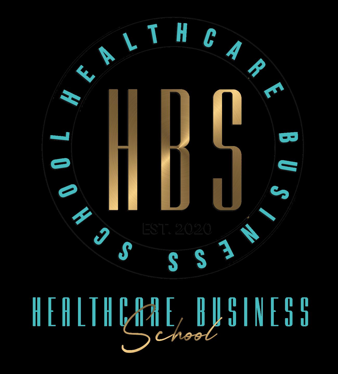 Logo - health care busines school