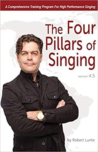 Cover of The Four Pillars of Singing Hardcopy Book