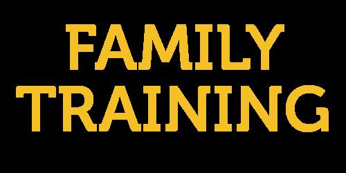 Family Training
