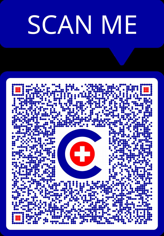 Kontaktdaten Swiss Commissioning GmbH als QR-Code