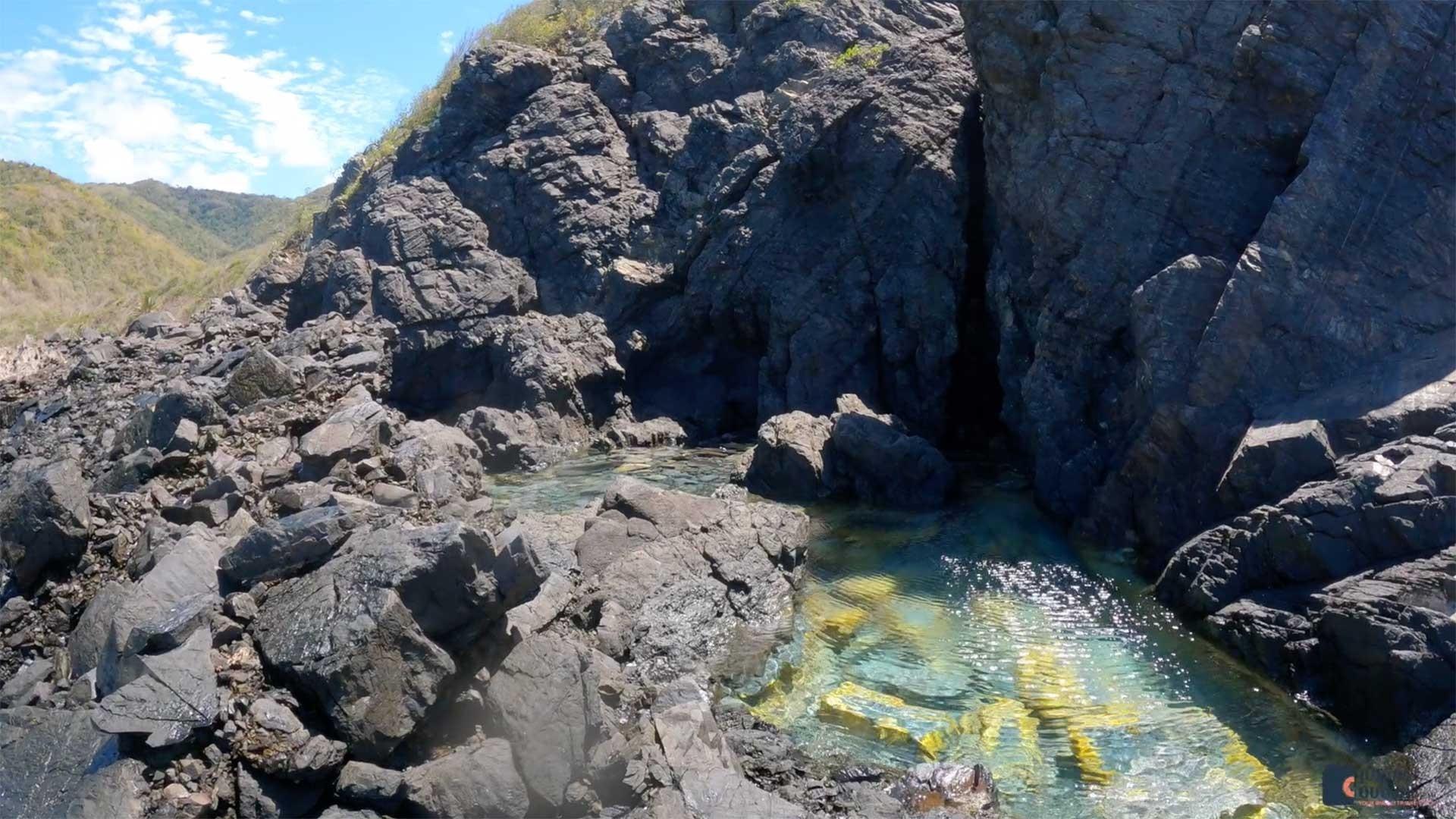 Annaly Bay Tide Pools