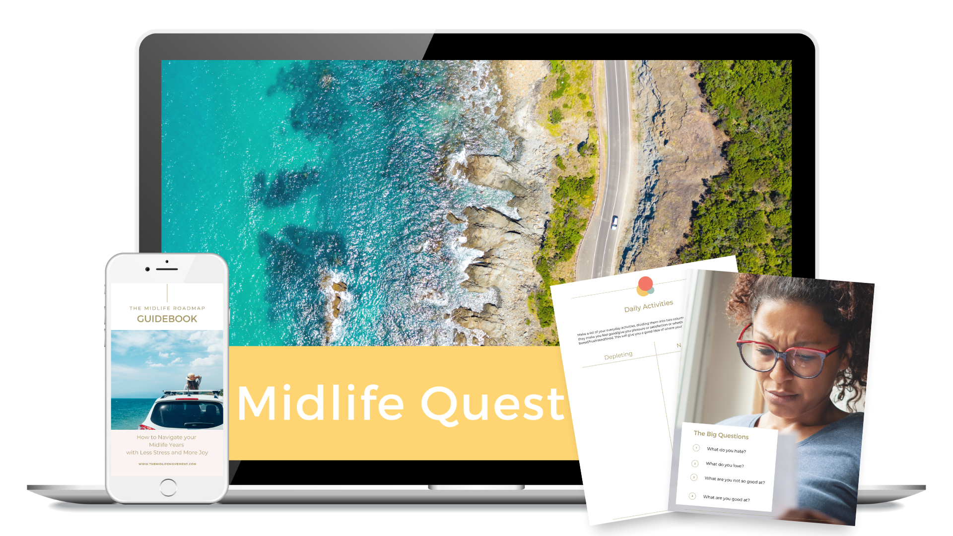 The Midlife Quests course
