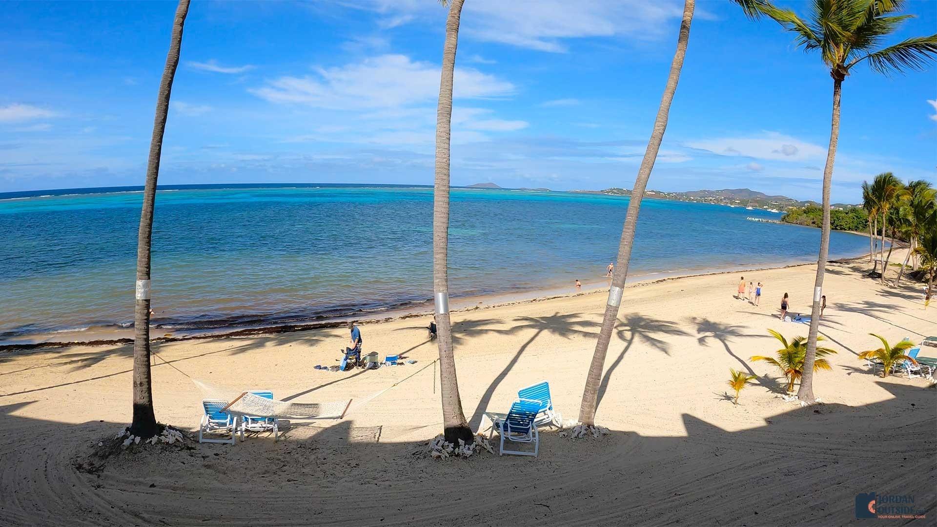 Sugar Beach, St. Croix