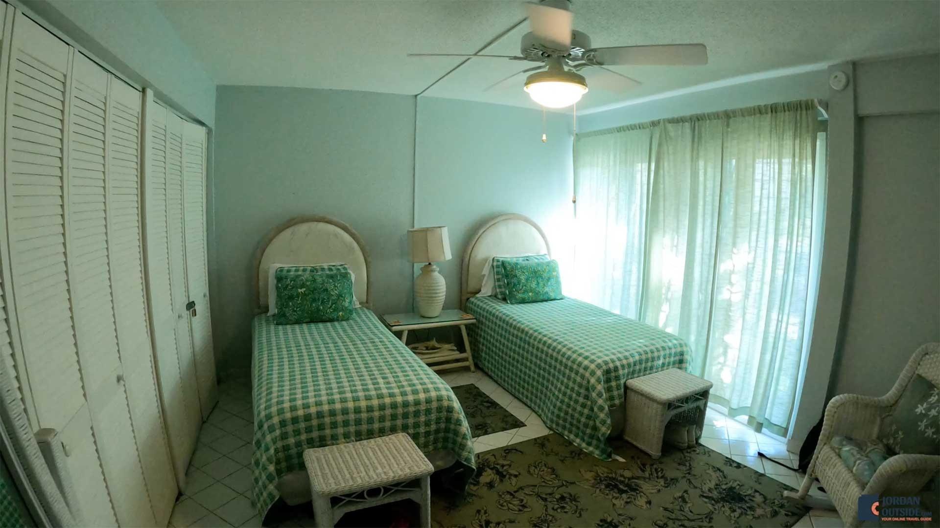 Guest Bedroom at Sugar Beach Condos Unit 207