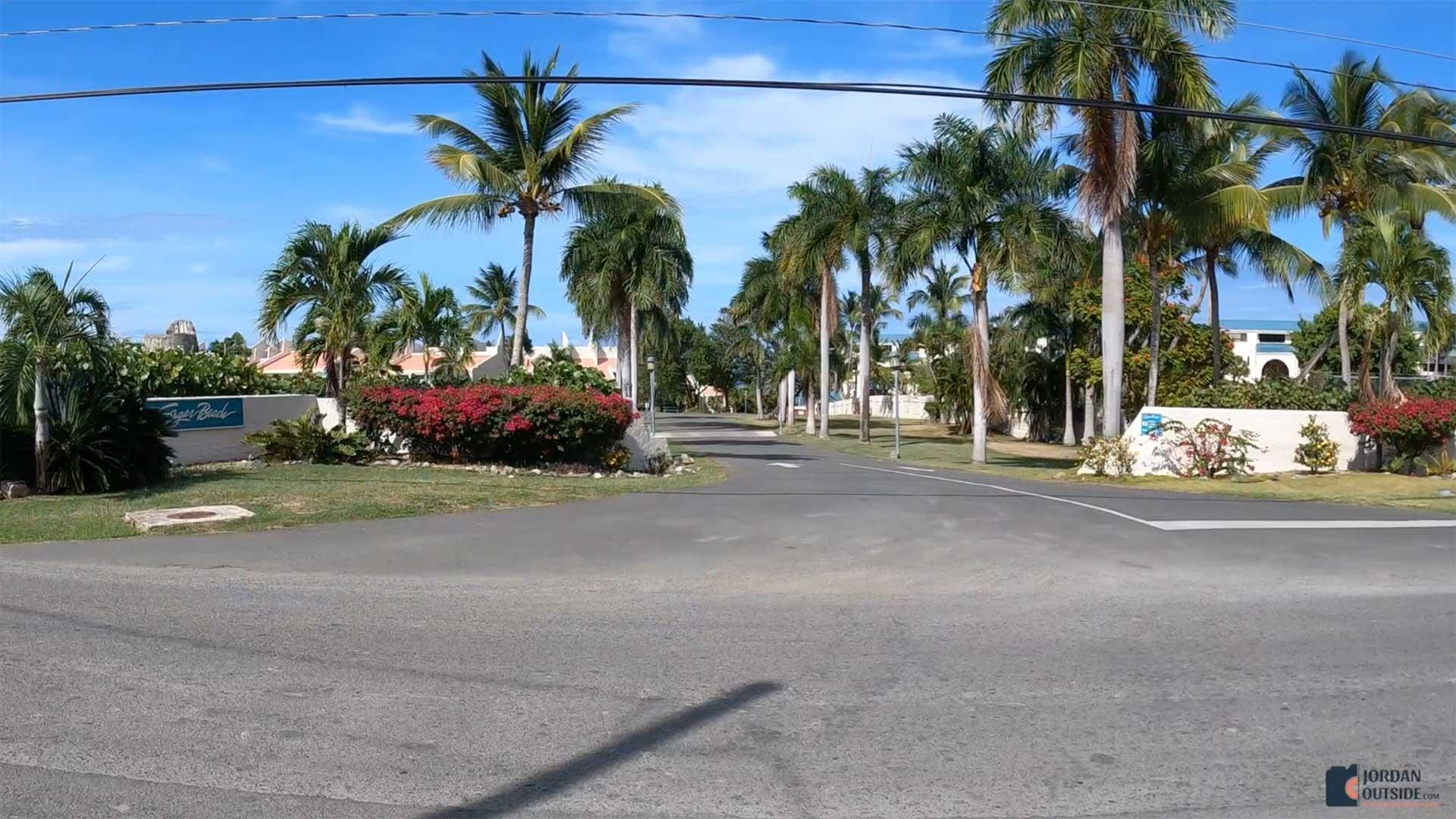 Sugar Beach Condos Entrance