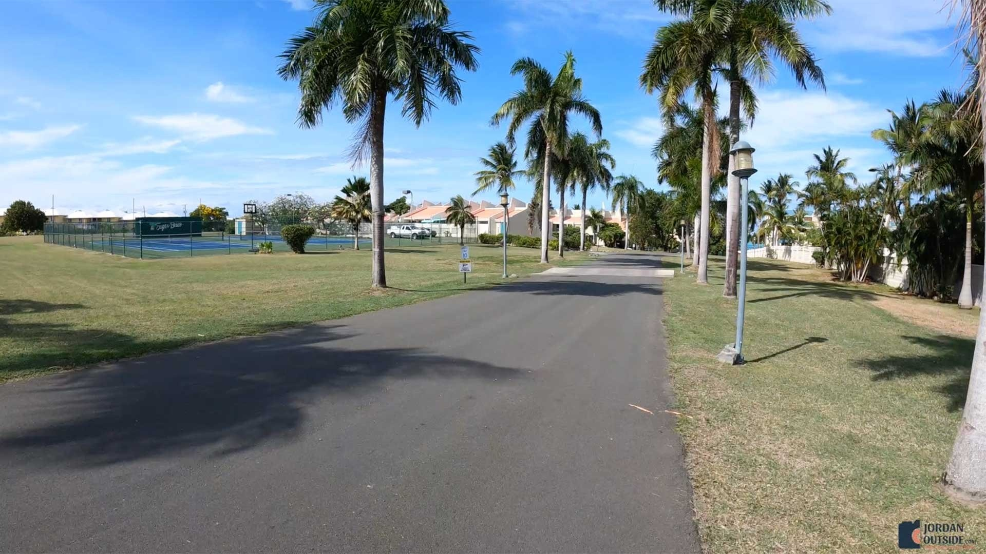 Sugar Beach Condos Tennis Courts