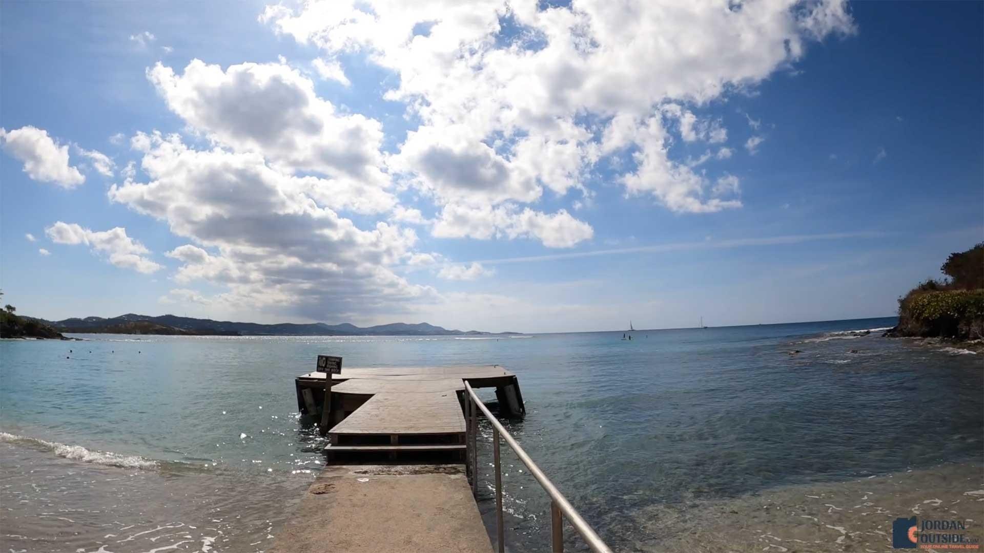 Mermaid Beach dock