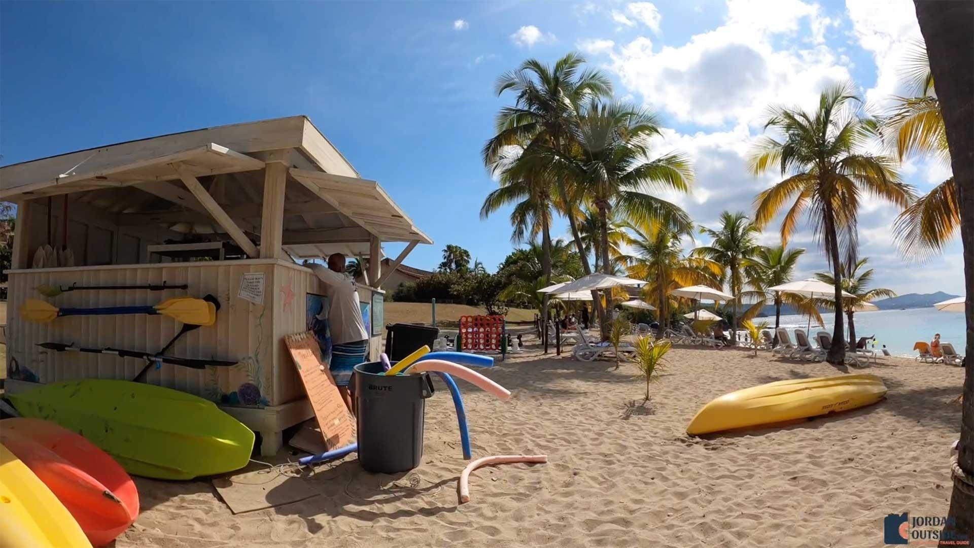 Rental Shack at Mermaid Beach