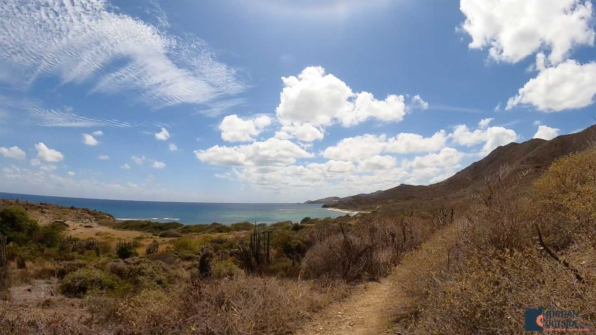 View of Jack's Bay Beach, St. Croix