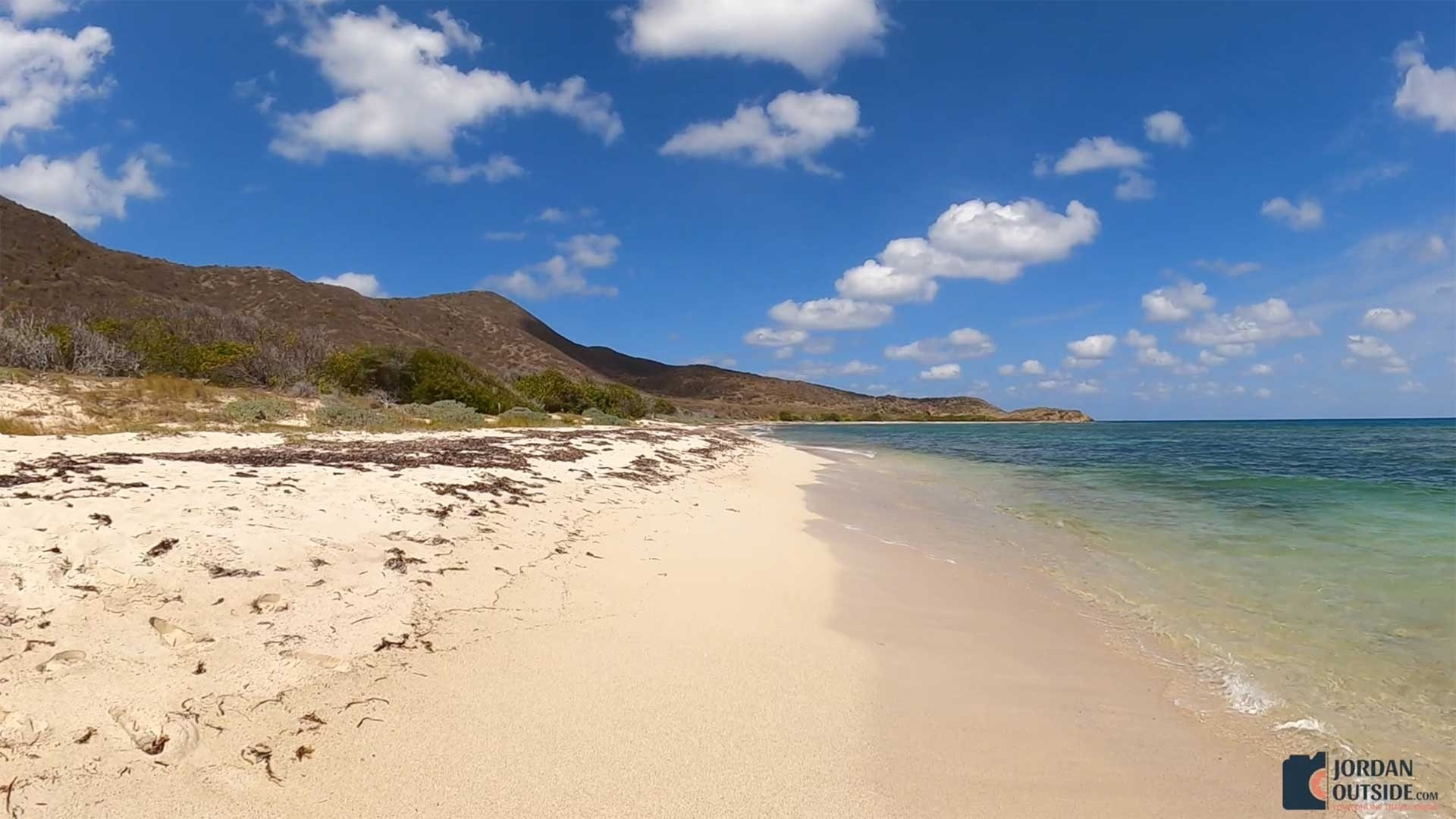 Soft Sand at Jack's Bay Beach, St. Croix