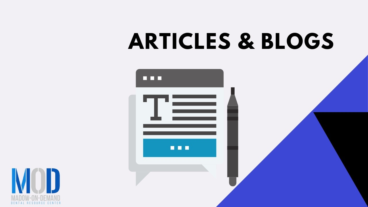 blogs for dentists