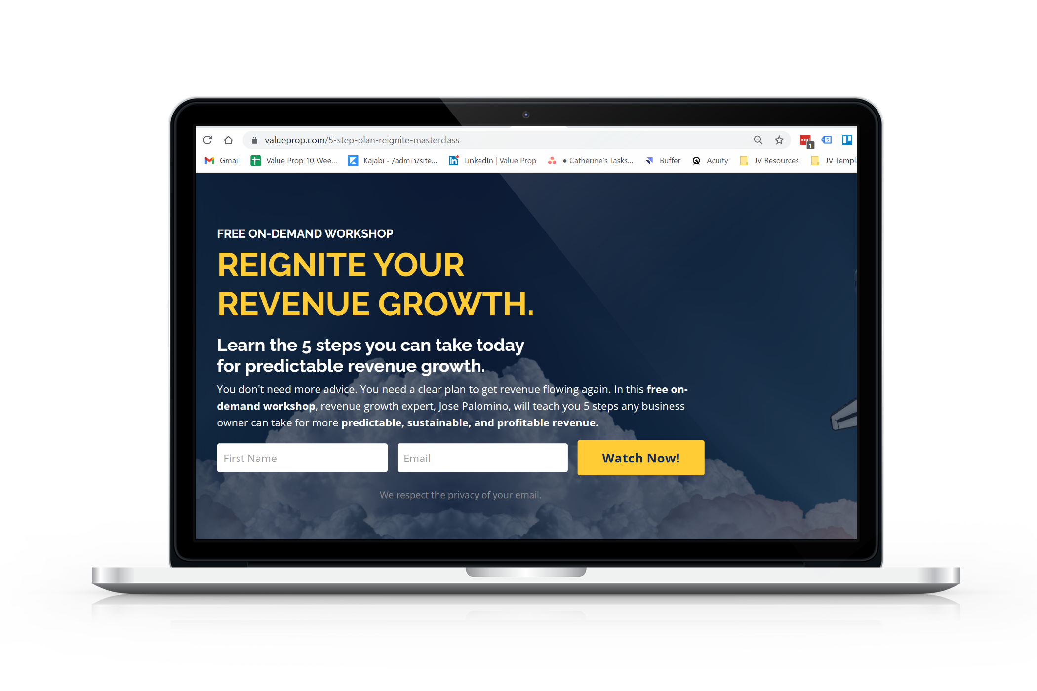 The 5 Step Action Plan That Will Reignite Your Revenue